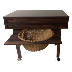 Beautiful Sewing Table Scandinavian Design