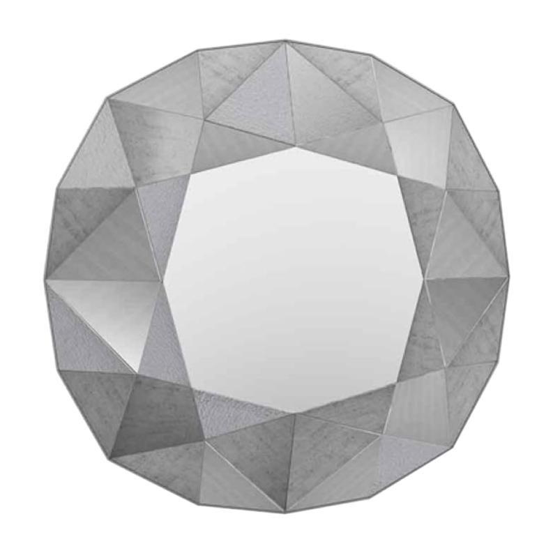 Beautiful Mirror Frame Poliure Decorative Vetrite Clear Mirror Led Back