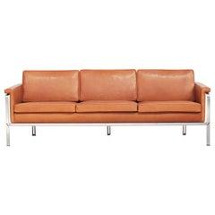 Beautiful Sofa by Horst Brüning for Alfred Kill International, 1968