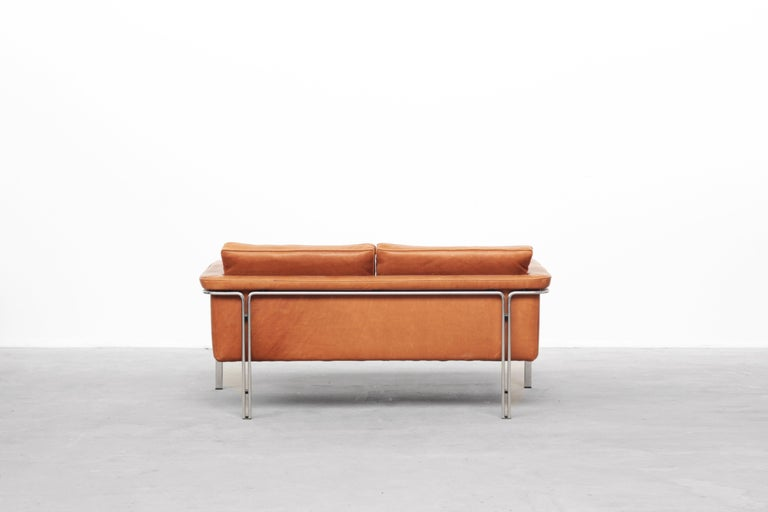 Beautiful Sofa Two-Seat by Horst Brüning for Alfred Kill International, 1968 In Excellent Condition For Sale In Berlin, DE