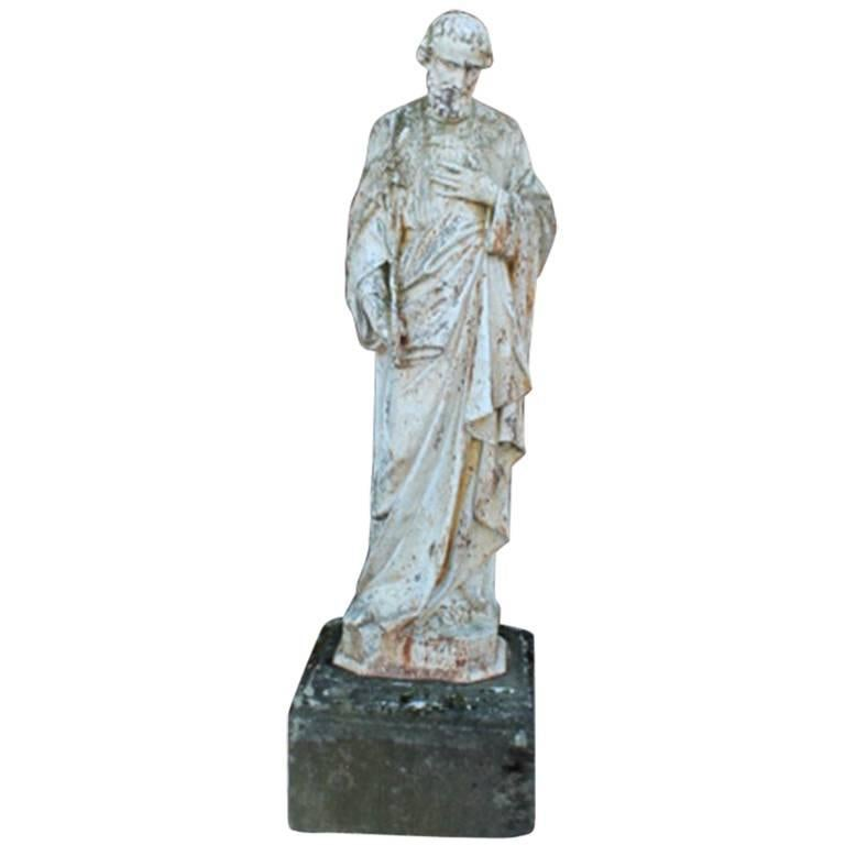 Beautiful Statue 19th Century For Sale
