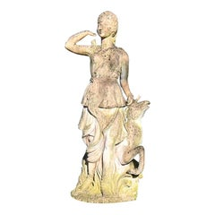 Beautiful Statue from the 19th Century