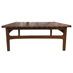 Beautiful Tove & Edvard Kindt-Larsen Teak Coffee Table by DUX