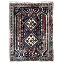 Beautiful Vintage Afshar Rug