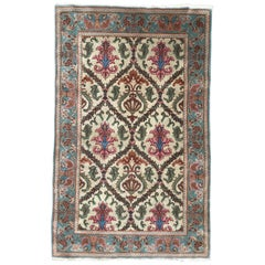 Beautiful Vintage Decorative Transylvanian Rug