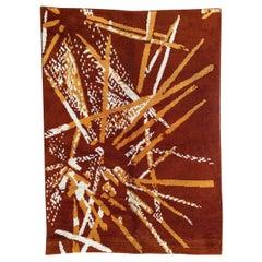 Fabric Western European Rugs