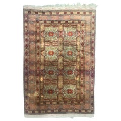 Fabric Central Asian Rugs