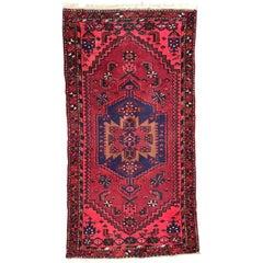 Beautiful Vintage Hamadan Rug