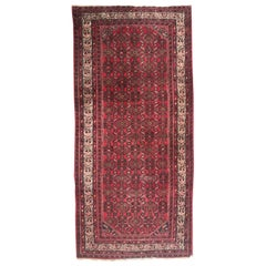 Beautiful Vintage Kurdish Wide Runner