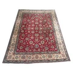 Beautiful Vintage Large Tabriz Rug