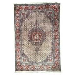 Beautiful Vintage Mashhad Rug