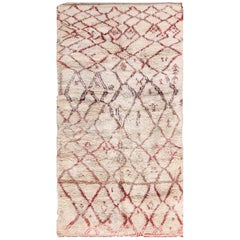 Beautiful Vintage Moroccan Rug