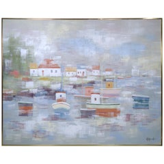 Beautiful Vintage Painting Signed by Artist