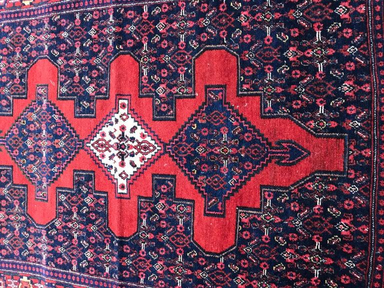 Beautiful Vintage Senneh Kurdish Style For Sale At 1stdibs