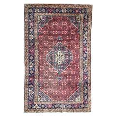 Beautiful Vintage Tabriz Rug