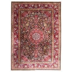 Beautiful Vintage Transylvanian Persian Design Rug