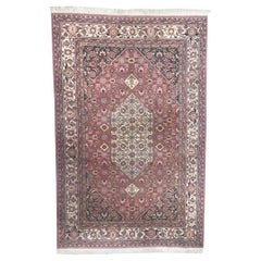 Beautiful Vintage Transylvanian Persian Style Rug