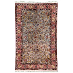 Beautiful Vintage Transylvanian Rug