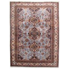 Beautiful Vintage Transylvanian Tabriz Style Rug