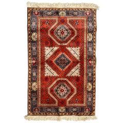 Beautiful Vintage Turkish Rug