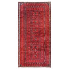 Beautiful Vintage Turkmen Rug