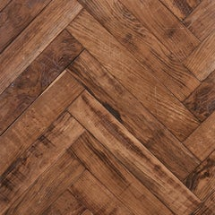 Beauvais Oak Parquet Rusticated French Oak Block Flooring