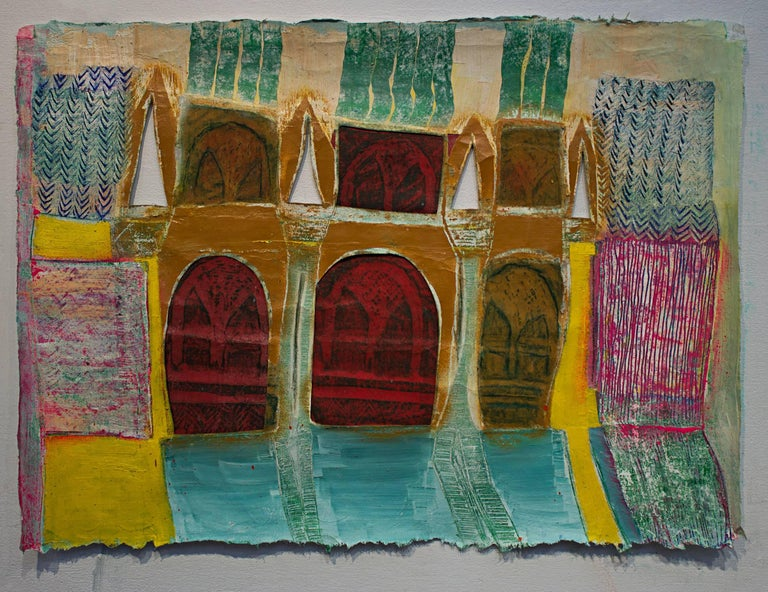 Becca Lowry Art - Temple Town