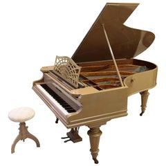 Bechstein Baby Grand Piano, Italy, 20th Century
