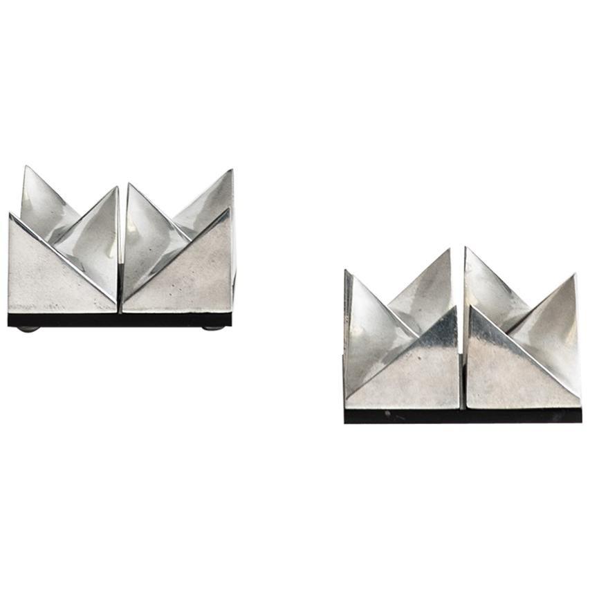 Beck & Jung Sculpture Model Girocubes Produced in Sweden