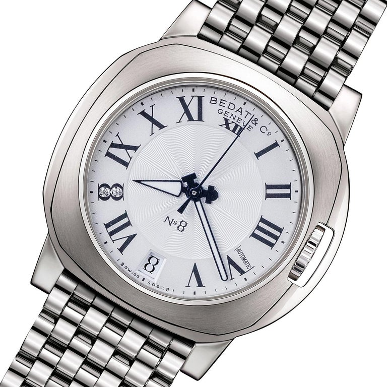 Contemporary Bedat & Co. Geneve Ladies Watch No. 8 Style #838.011.Z01 For Sale