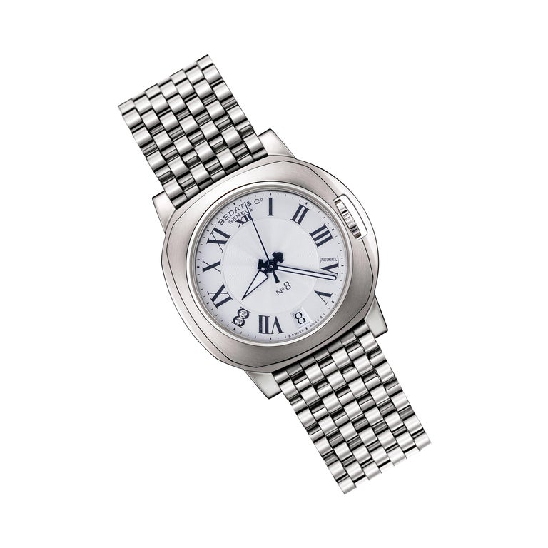 Bedat & Co. Geneve Ladies Watch No. 8 Style #838.011.Z01 In New Condition For Sale In Troy, MI