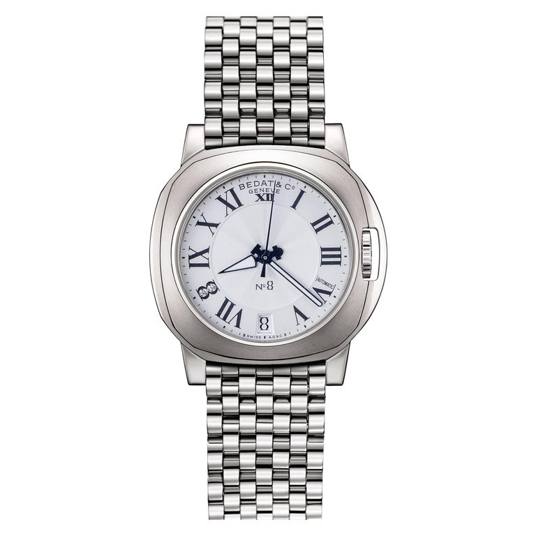 Bedat & Co. Geneve Ladies Watch No. 8 Style #838.011.Z01 For Sale