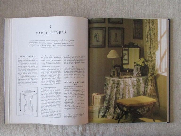 Mid-Century Modern 'Bedroom Elegance' Hardcover Book For Sale