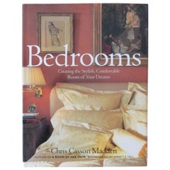 Bedrooms Hardcover Book by Chris Casson Madden
