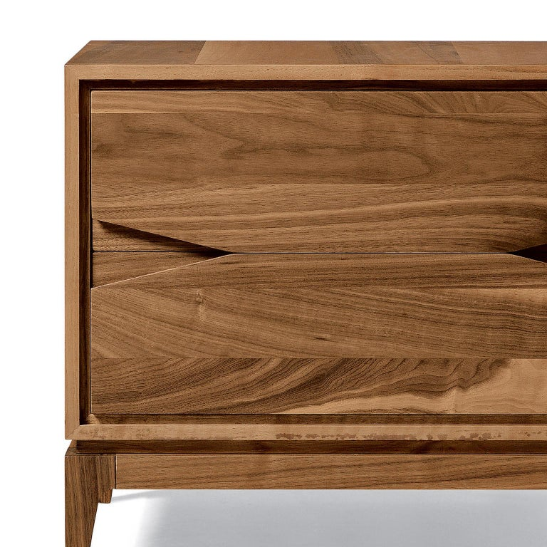 Italian Bedside Table M-131 For Sale