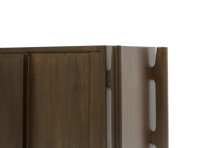 Bedside Tables by Jorgen Clausen in Rosewood, Denmark, 1950s For Sale 1