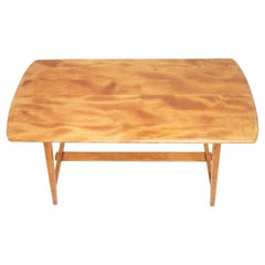 Beech and Elm CC41 Ercol Utility Mid Century Dining Table