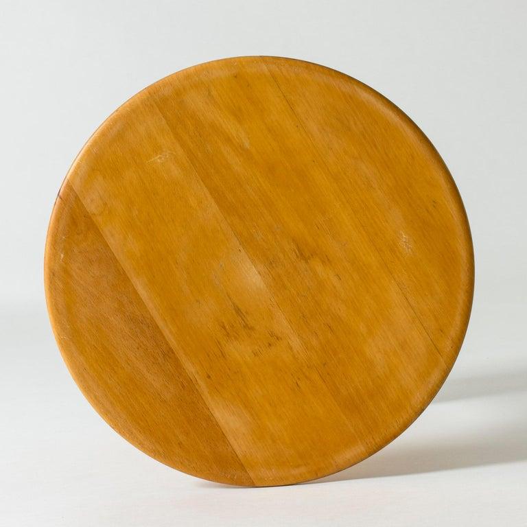 Beech Stool/Table
