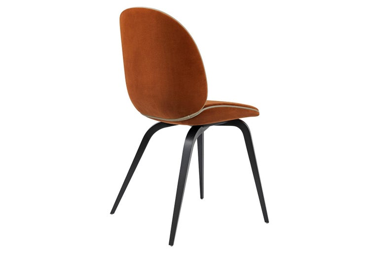 The Beetle chair has since its introduction in 2013 being well received by end-consumers as well as interior architects. Due to its appealing design, outstanding comfort and unique customization possibilities, the chair can be seen in many of the