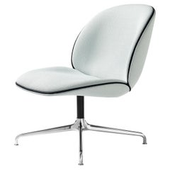 Beetle Lounge Chair, Fully Upholstered, 4-Star Base