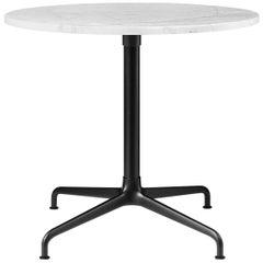 Beetle Lounge Table, Round, 4 Star Base, Medium, Laminate