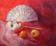 Memories of Venice, Painting, Oil on Canvas
