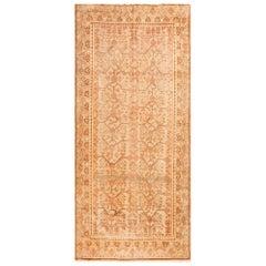 Beige Antique East Turkestan Khotan Rug
