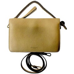 Beige Givenchy Cross 3 cross-body bag