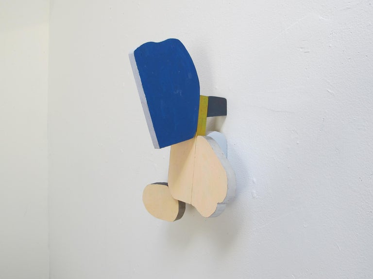 Landing - Sculpture by Beka Goedde