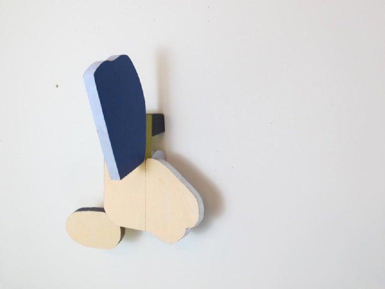 Beka Goedde Abstract Sculpture - Landing