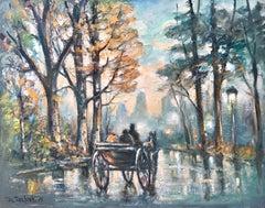 """Evening, Central Park"""
