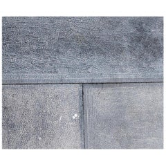 Architectural Elements Belgian Bleustone Floortiles, Aged