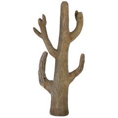 Belgian Cactus Sculpture