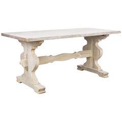 Belgian Farmhouse Trestle Table